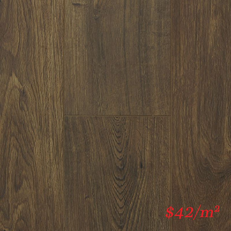 ECOFLOORING AC5 12MM COMMERCIAL GRADE LAMINATE - 1406