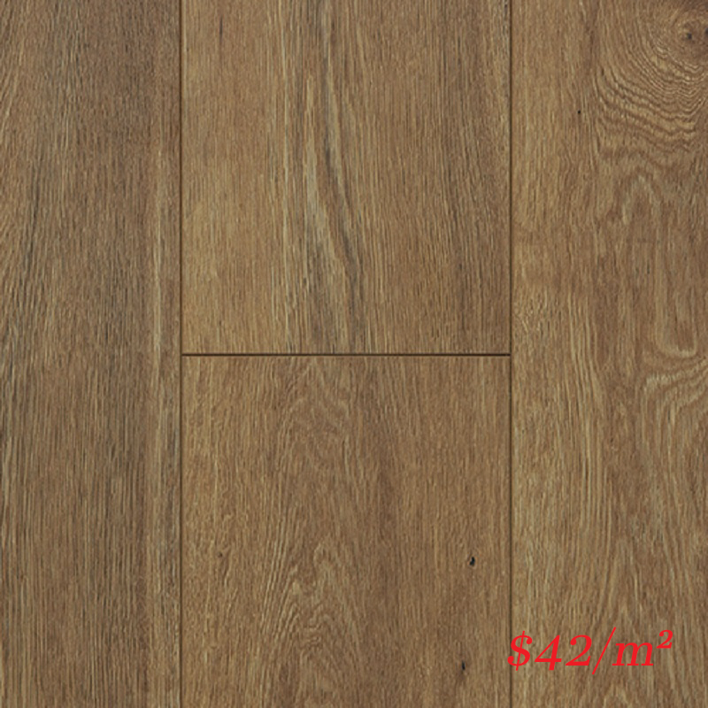ECOFLOORING AC5 12MM COMMERCIAL GRADE LAMINATE - 1407