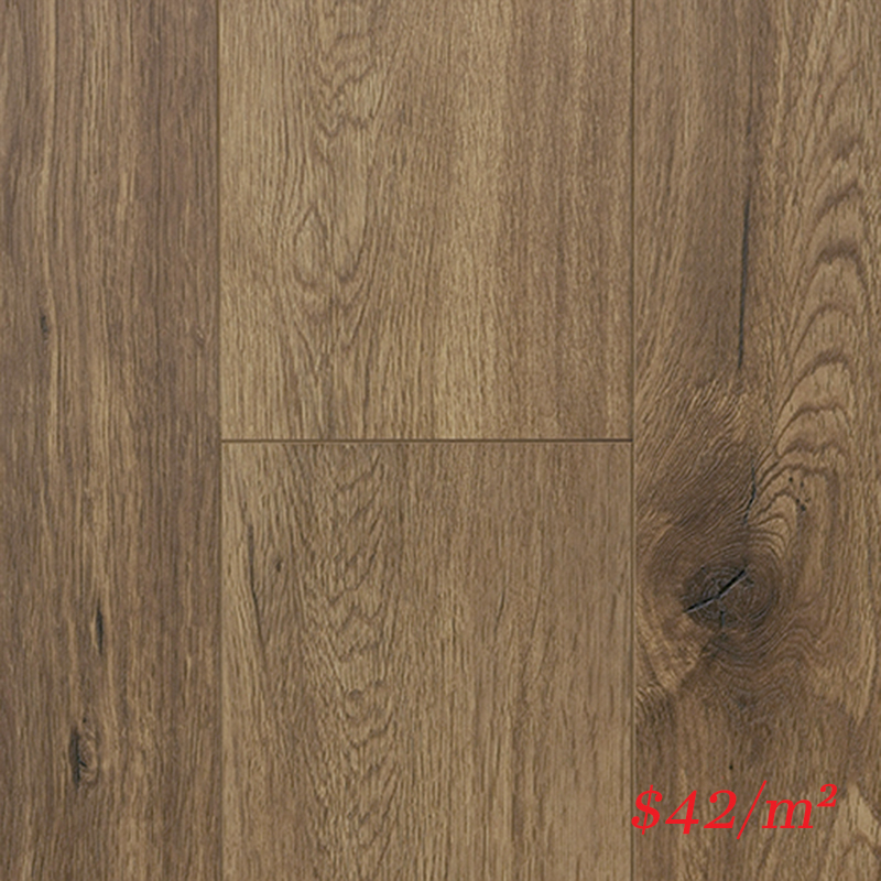 ECOFLOORING AC5 12MM COMMERCIAL GRADE LAMINATE - 1409