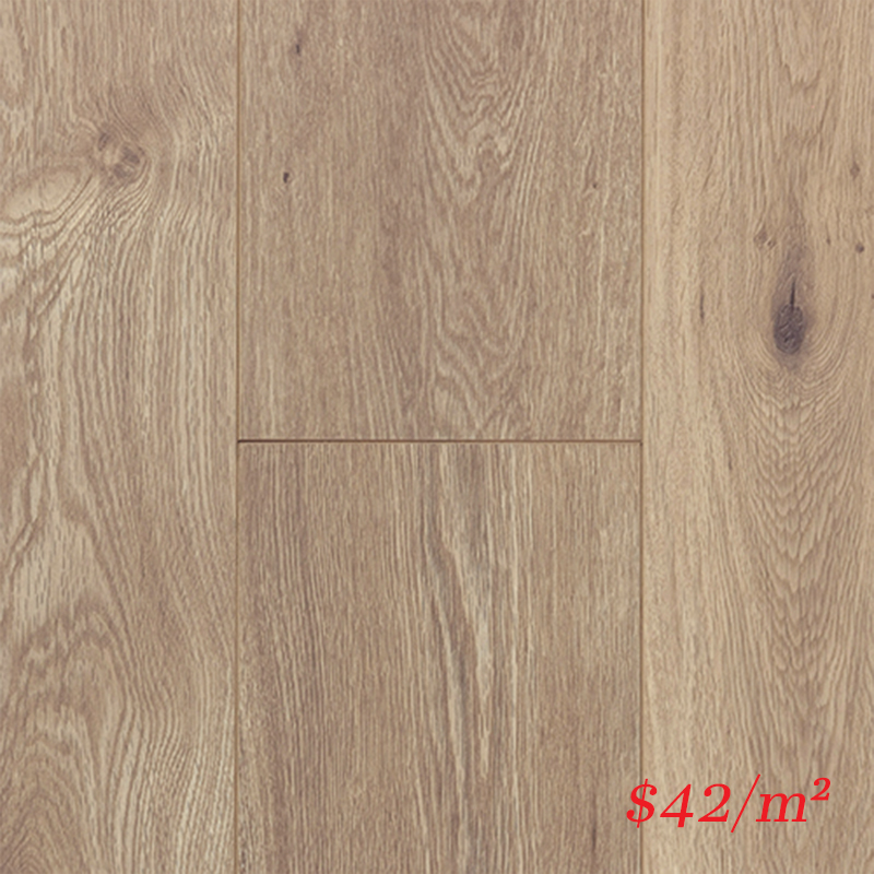 ECOFLOORING AC5 12MM COMMERCIAL GRADE LAMINATE - 1415