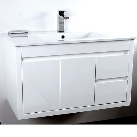 MISSO 900 Wall Hung Vanity