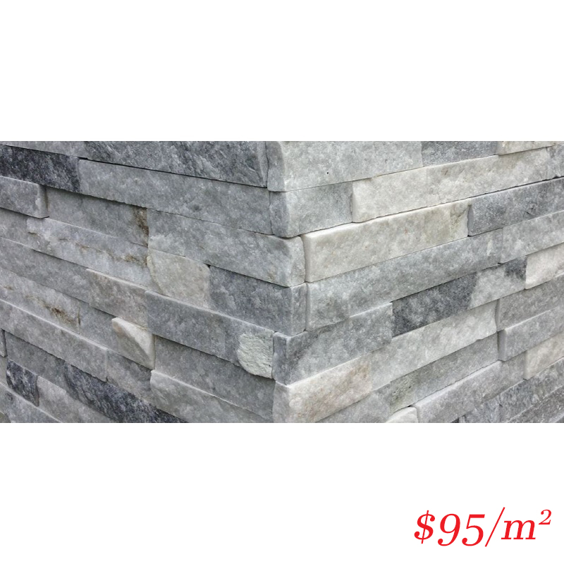 Stackstone - Blue Lake Corner 500×150×10-25mm
