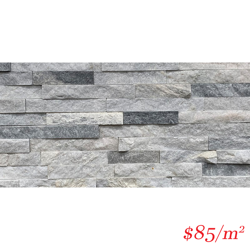 Stackstone - Blue Lake Flat 600×150×10-35mm