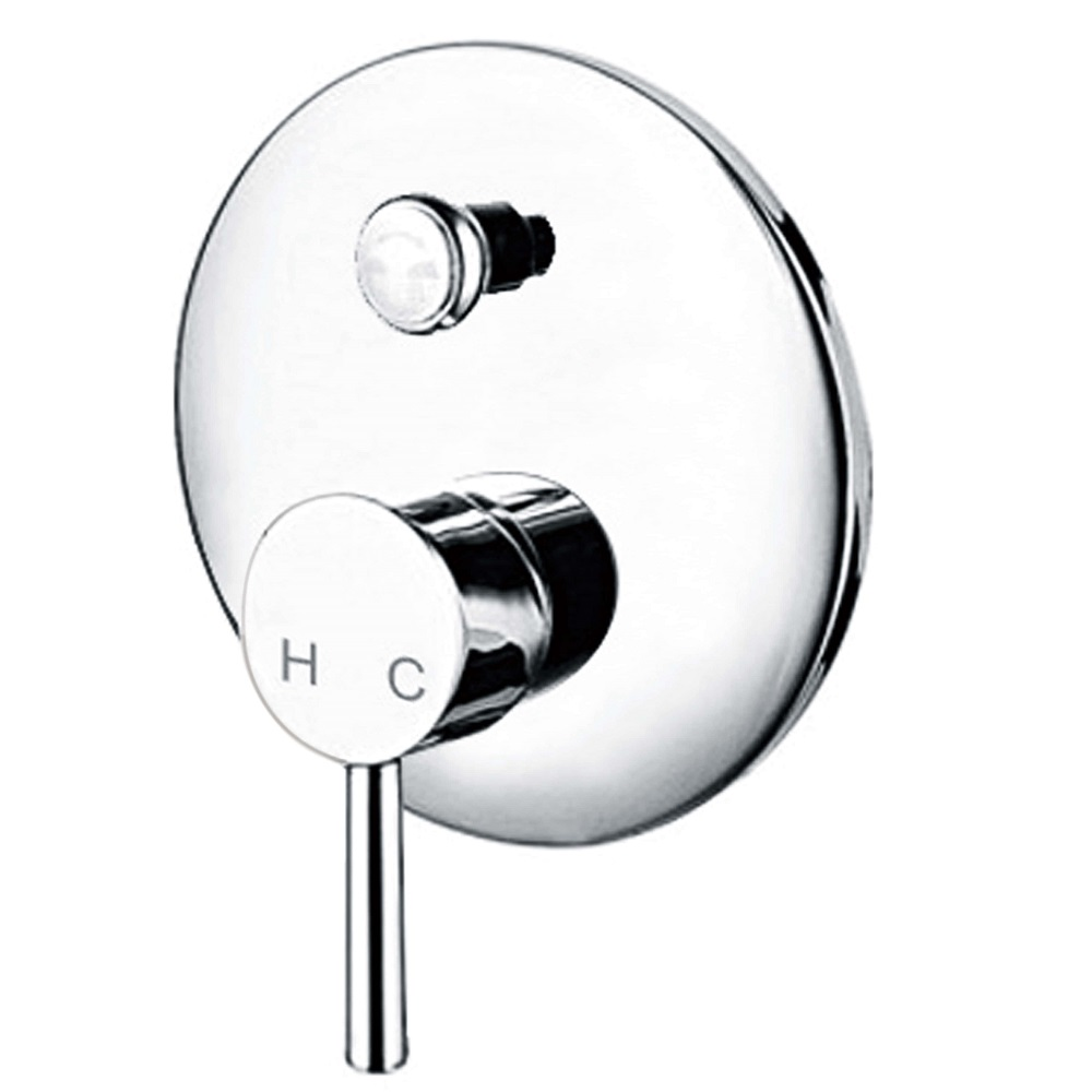 WT 010D JESS Pin Handle Shower Mixer with Divertor