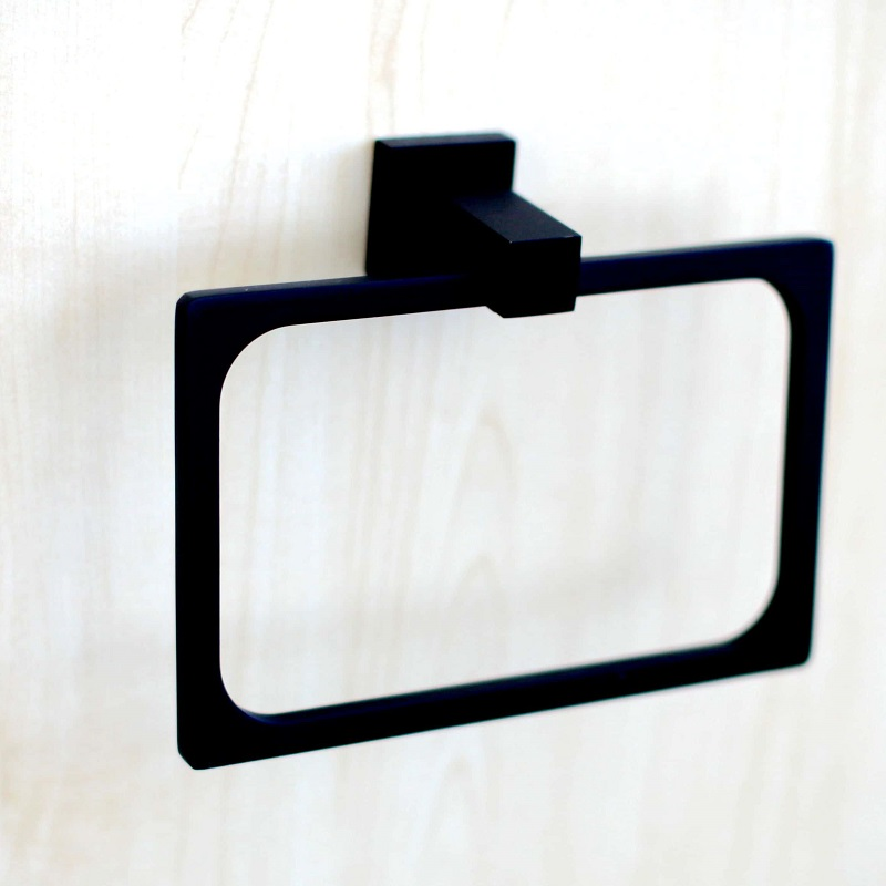 TP24033K CURO Square TOWEL RING