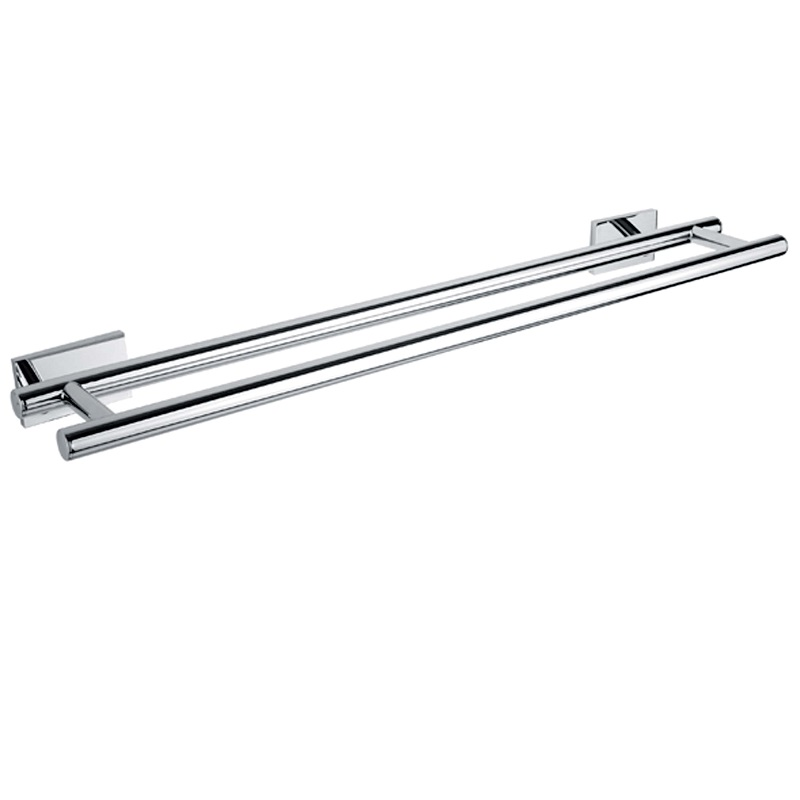 TP48036B LEENA Double Towel Rail 750mm