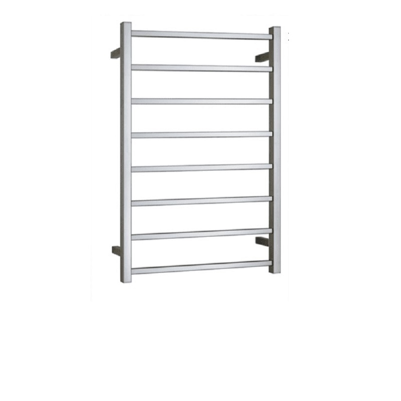 TP9060H BIANCO Stainless Steel Heated Square Towel Ladder