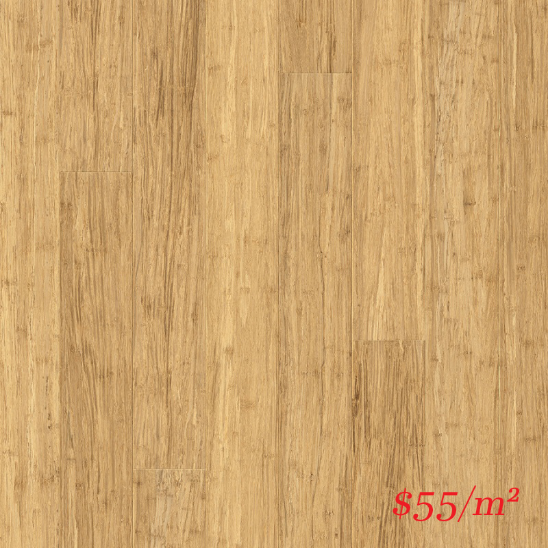 ECO FLOORING - NATURAL BAMBOO 1820*135*14MM