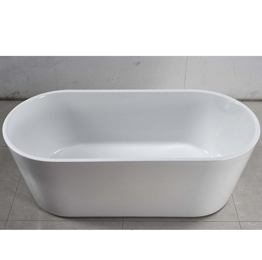 BT 086S - 1600mm*800mm*550mm VIVO Oval Bath 1600