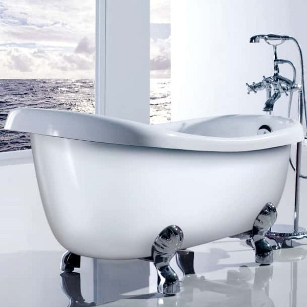 BT 155 - 1550mm*750mm*750mm MONARCH Claw Bath tub 1550