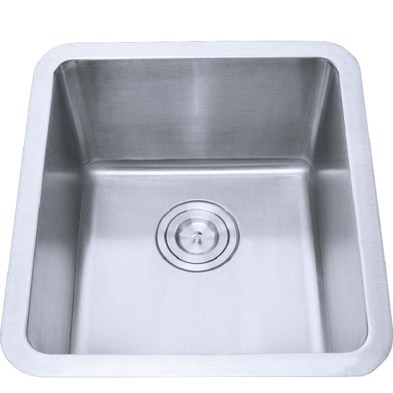 SS 4641A MORO Undermount Sink Single Bowl