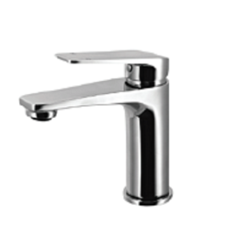 WT1101 EXON Basin mixer Chrome finish