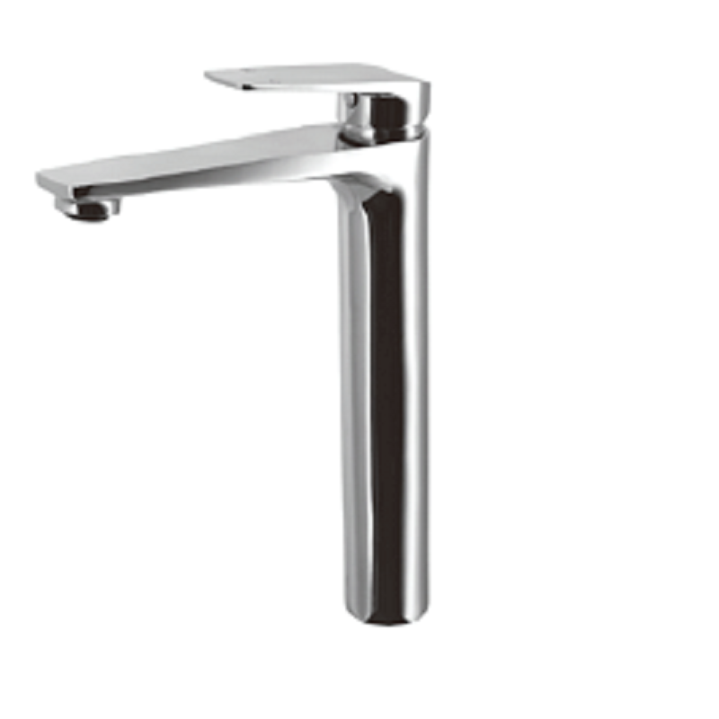 WT1102 EXON High Rise Basin Mixer Chrome finish