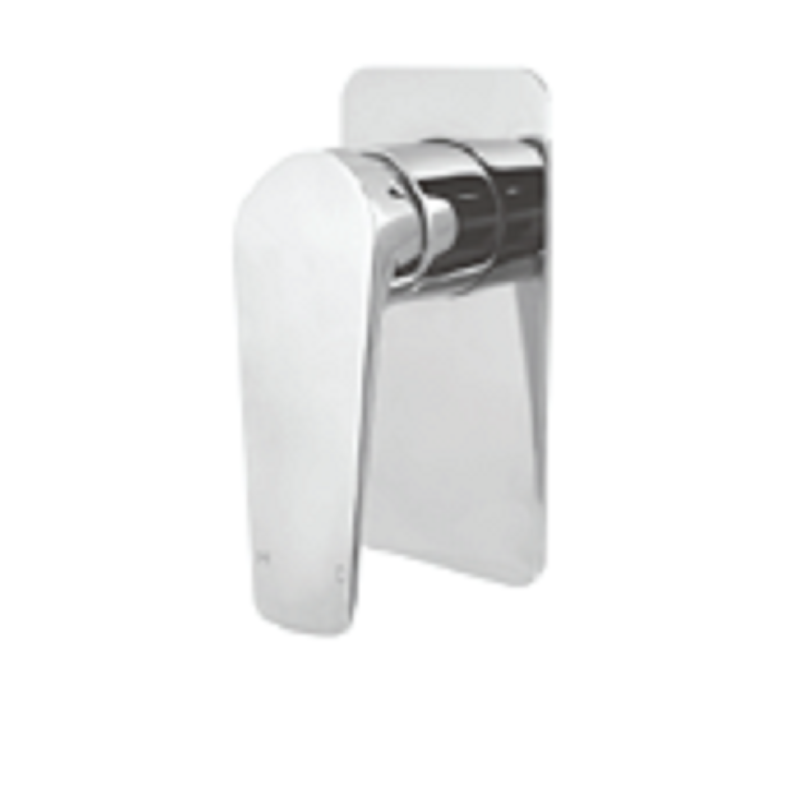 WT 1108 EXON Shower Mixer Chrome finish