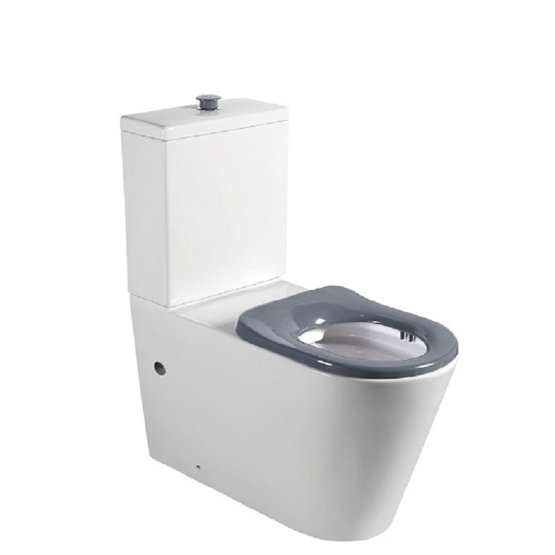 TOILET EXTRACARE EXTRACARE Rimless Wall Faced Toilet Suite